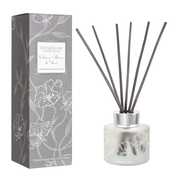 DAY FLOWER VETIVER BLANC & PEAR REED DIFFUSER