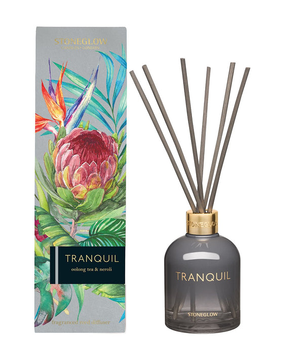 Stoneglow Infusion Tranquil Reed Diffuser