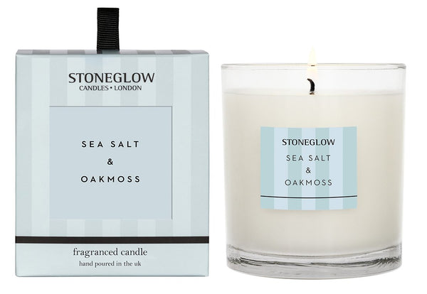 MODERN CLASSICS SEA SALT OAK MOSS CANDLE