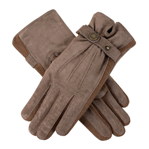Suede Walking Gloves