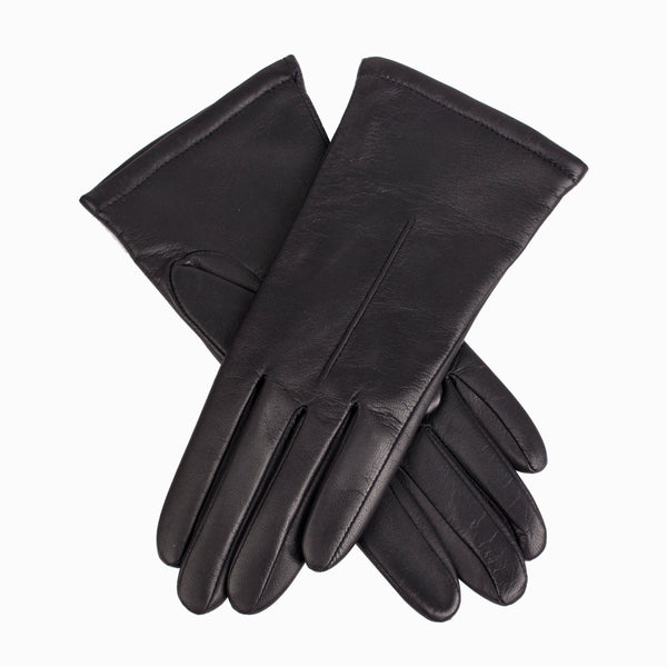 Single Point Leather Gloves
