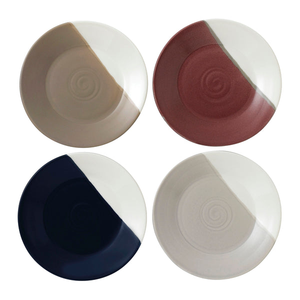 Royal Doulton Coffee Studio Side Plates 16cm (Set Of 4)