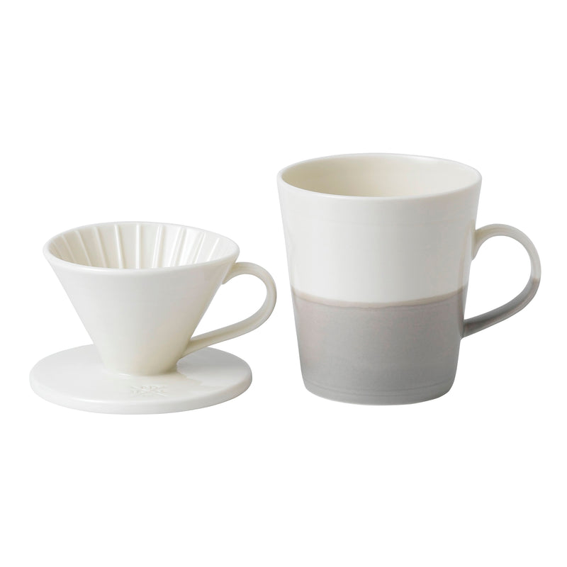 Coffee Studio Coffee Dripper and Mug Set