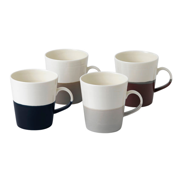 Royal Doulton Coffee Studio Mug Grande (Set Of 4)