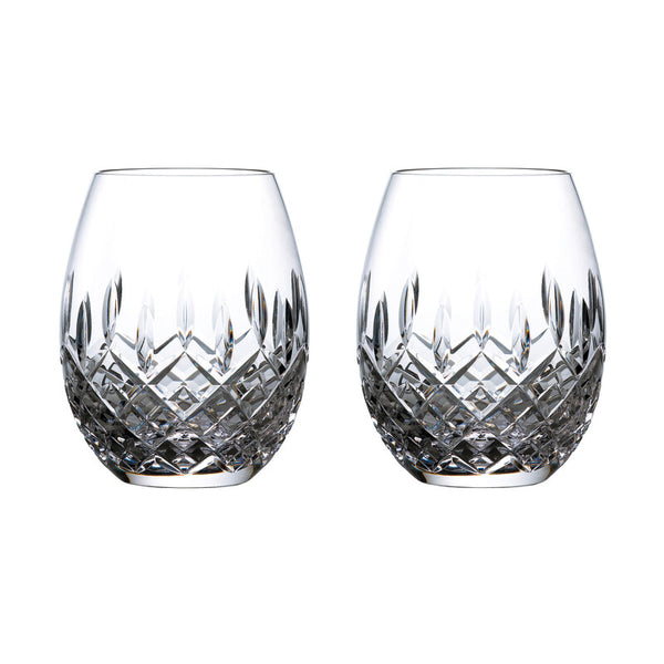 Royal Doulton Highclere Rum Glasses Set Of 2