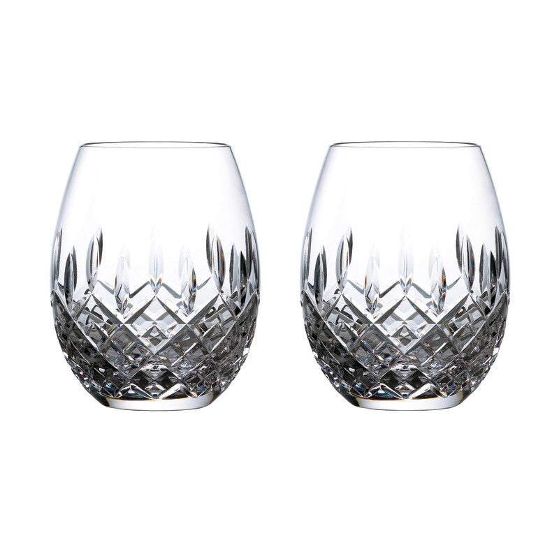 HIGHCLERE RUM GLASSES SET OF 2