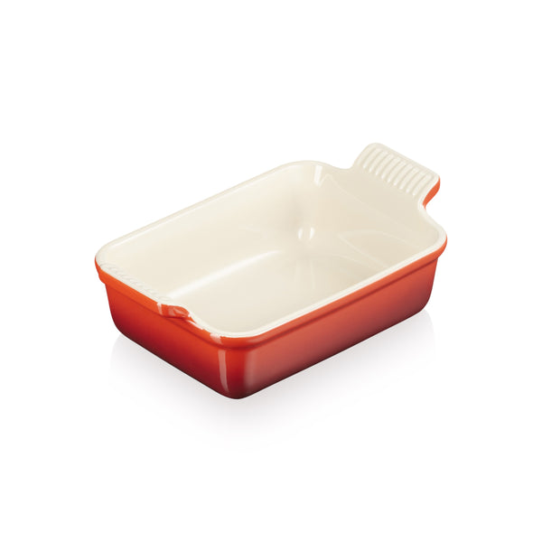 DEEP RECTANGLE DISH 19cm