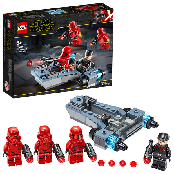Lego Star Wars Sith Troopers Battlepack