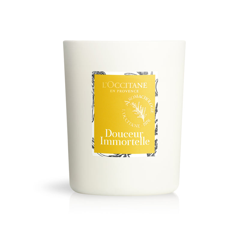 L'Occitane Douceur Immortelle Up-Lifting Candle 140G