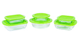 Pyrex 12 Piece Cook And Serve