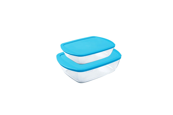 Pyrex 2 Piece Storage Set