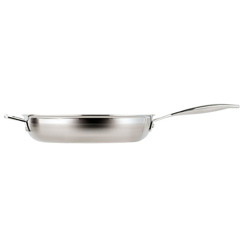 3Ply Stainless Steel Fry Pan Non Stick