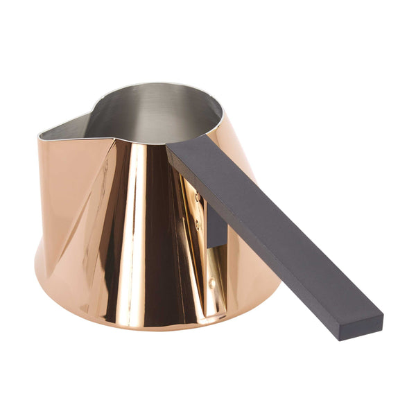 COPPER BREW MILK PAN