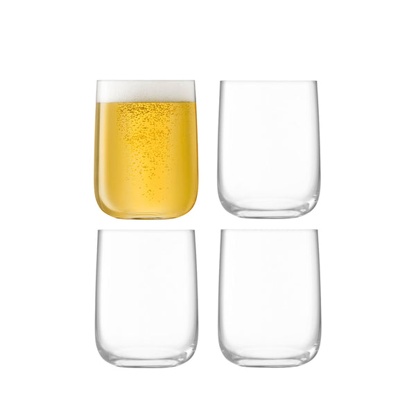BOROUGH BAR GLASSES SET OF 4
