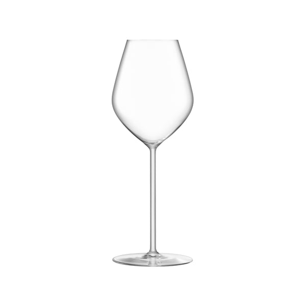 BOROUGH - CHAMPAGNE TULIP GLASS SET OF 4