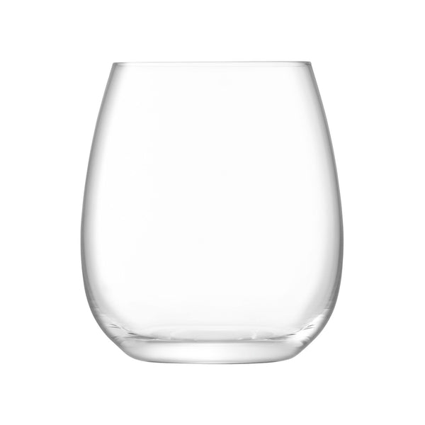 BOROUGH - STEMLESS GLASSES SET OF 4