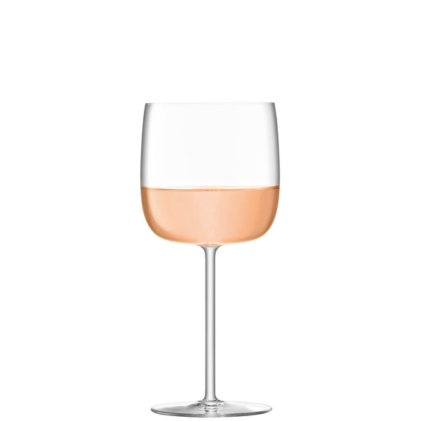 BOROUGH WINE GLASSES SET OF 4