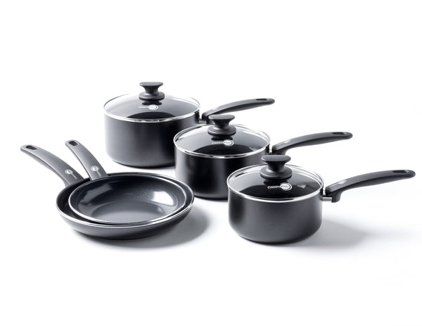 CAMBRIDGE 5 PIECE COOKWARE SET