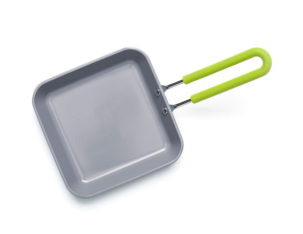 Green Pan Mini Essentials Ceramic Non-Stick Square Egg Pan