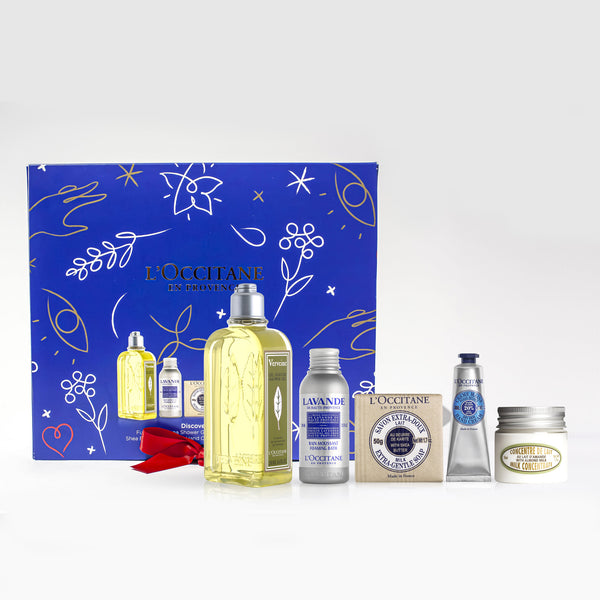 BEST OF LOCCITANE