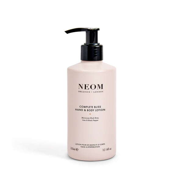 Neom Complete Bliss Body & Hand Lotion 300ml