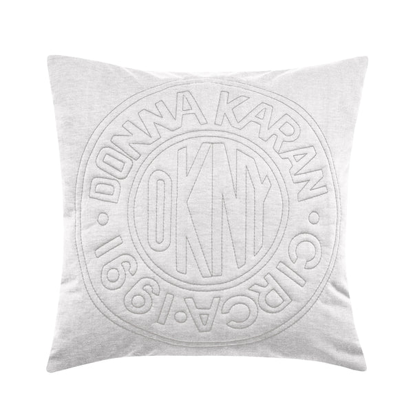 CIRCLE LOGO CUSHION