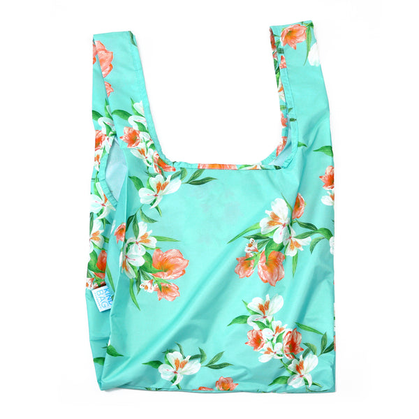 Kind Bag Floral Reusable Medium Bag