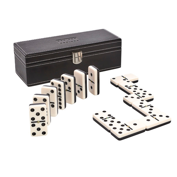 Gibsons Dominoes 6X6 Classic Games Set