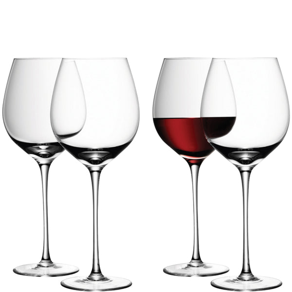WINE - RED WINE SET OF 4