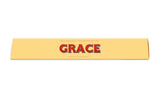 GRACE PERSONALISED TOBLERONE BAR 100G