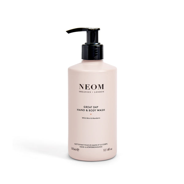 Neom Great Day Body & Hand Wash 300ml