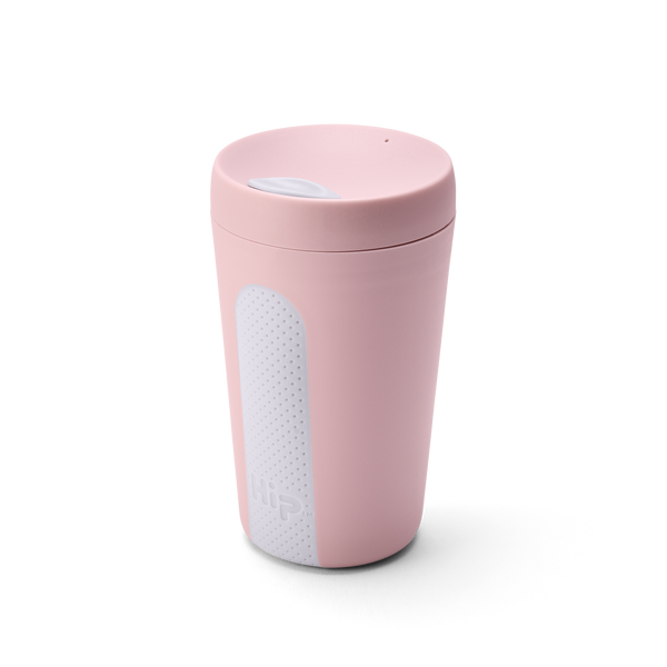 DUSTY PINK & CLOUD TRAVEL CUP 355ML