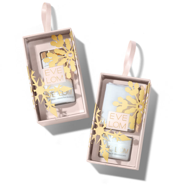 Eve Lom Iconic Cleanse Ornament Set