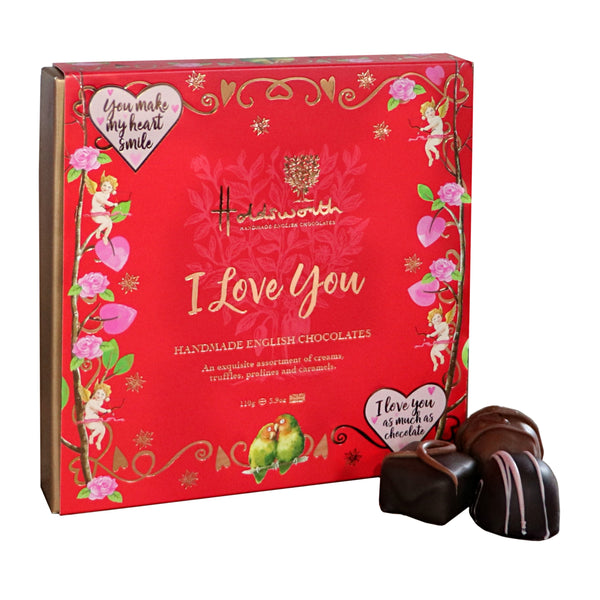 I LOVE YOU ASSORTED CHOCOLATES 110g