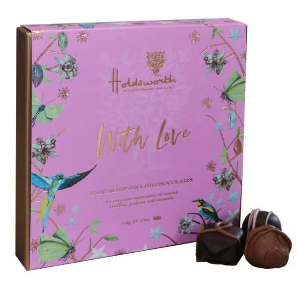 WITH LOVE ASSORTED CHOCOLATES 110G