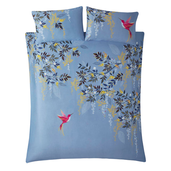HUMMINGBIRD DUVET SET