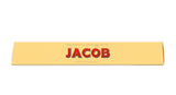 Toblerone Jacob Personalised Toblerone Bar 100G