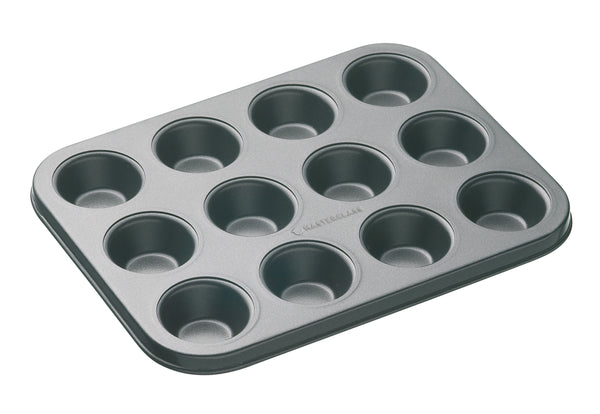 MASTERCLASS TWELVE HOLE MINI MUFFIN PAN
