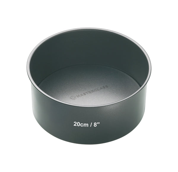 MASTERCLASS LOOSE BASE DEEP CAKE PAN 8""