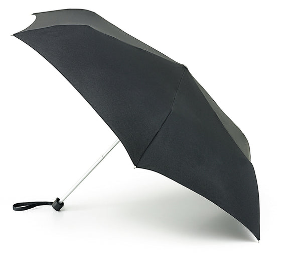 MINI FLAT BLACK UMBRELLA