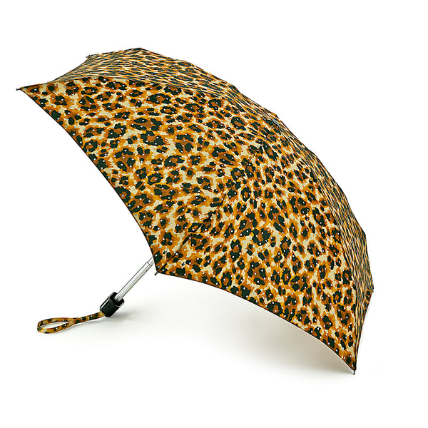 TINY 2 BLING LEOPARD UMBRELLA