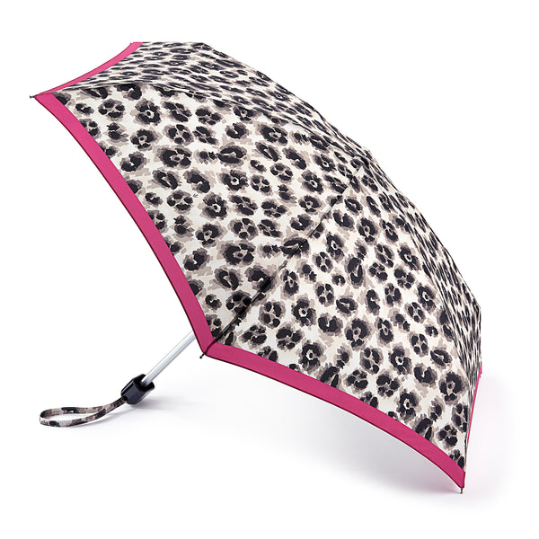 TINY 2 LEOPARD BORDER UMBRELLA