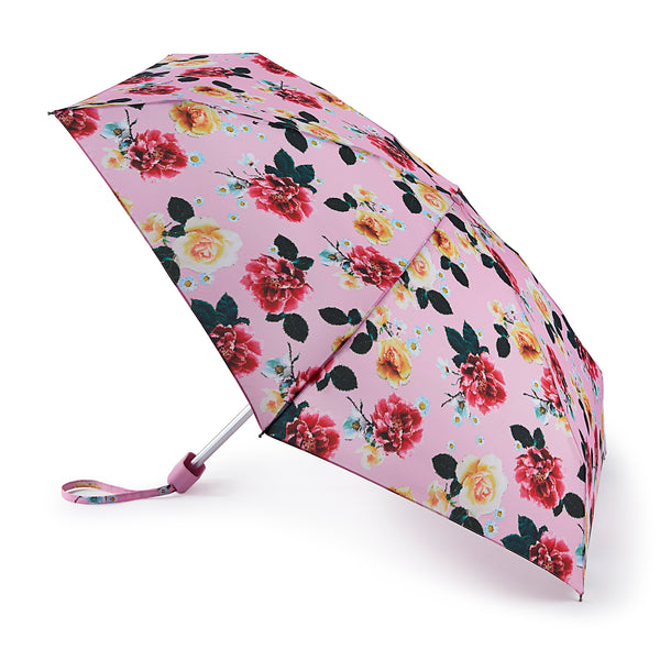 TINY 2 TAPESTRY FLORAL UMBRELLA