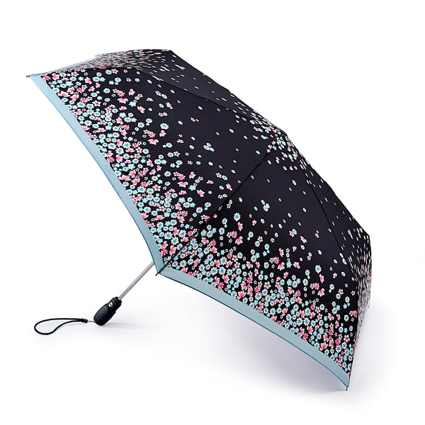 SUPERSLIM-2 TINY FLORAL BORDER UMBRELLA