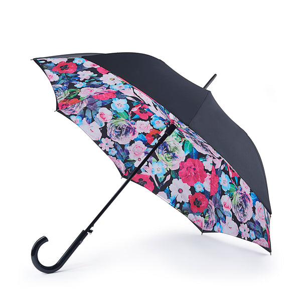 BLOOMSBURY-2 VIBRANT FLORAL UMBRELLA