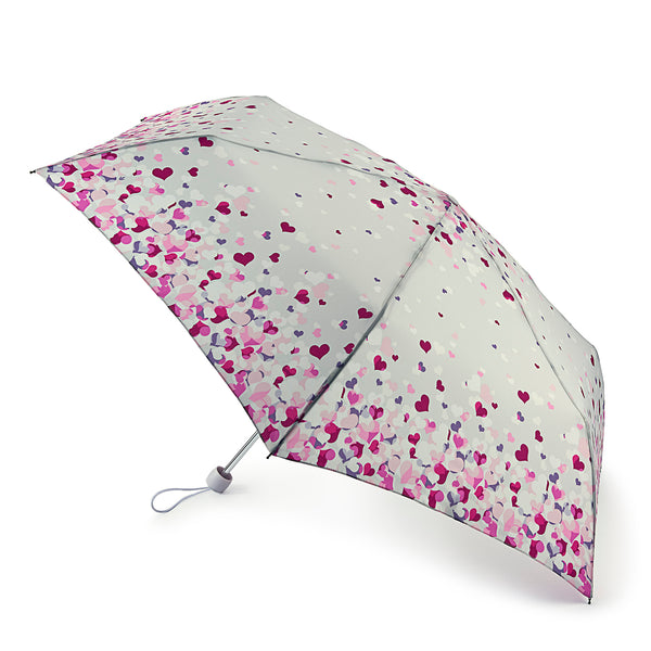 SUPERSLIM-2 PRETTY HEARTS UMBRELLA