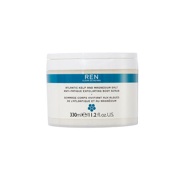 ATLANTIC KELP AND MAGNESIUM SALT ANTI FATIGUE EXFOLIATING BODY SCRUB 330ML