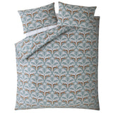 Fat Face Lounging Leopards Quilt Set
