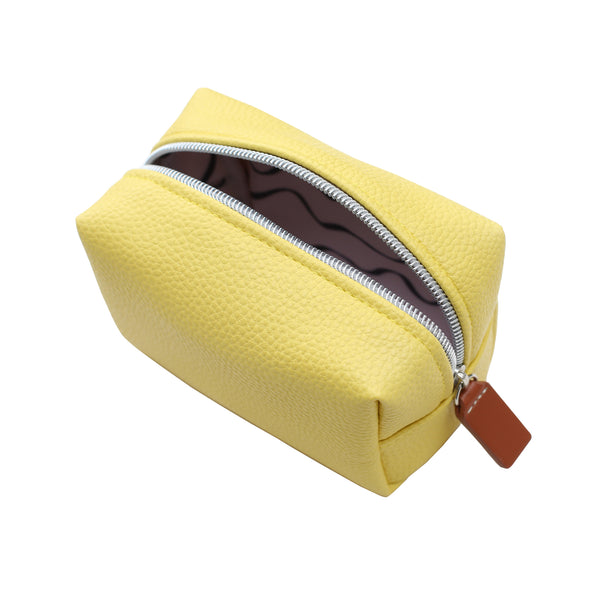 Caroline Gardner Mini Cube Cosmetic Bag