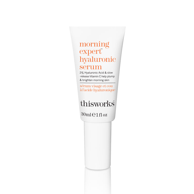This Works Morning Expert Hyaluronic Serum 30ml